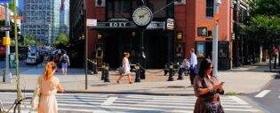 TriBeCa New Yorkissa
