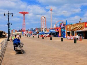 Coney Island New Yorkissa