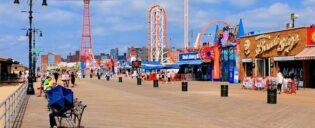 Coney Island New Yorkissa
