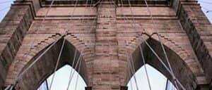 Brooklynin silta New Yorkissa