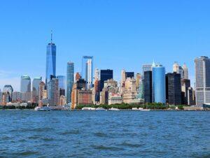 Lounasristeily New Yorkissa