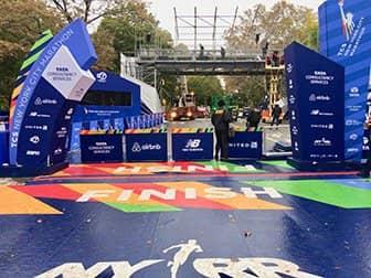 New York Marathon - maali