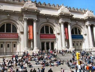 New York CityPASS -kaupunkipassi - New Yorkin Metropolitan-museo