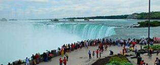New Yorkista Kanada, Niagaran putoukset ja Finger Lakes 3-paivan matka