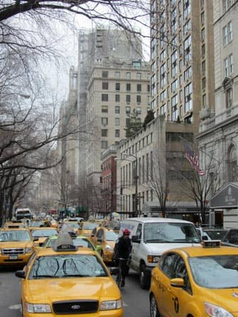 Taksi New Yorkissa