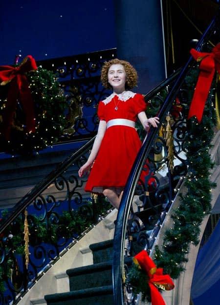 Annie-musikaali New Yorkissa