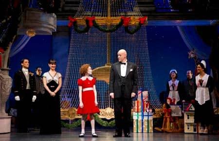 Annie-Broadwaymusikaali New Yorkissa