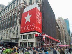 Macy's-tavaratalo New York