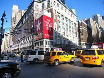 Macy's-tavaratalo New York City