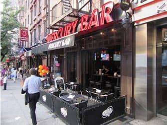 Mercury Bar New Yorkissa
