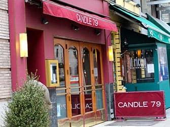 Kasvisravintolat New Yorkissa - Candle 79