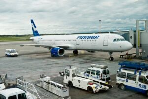 New Yorkin lennot Suomesta