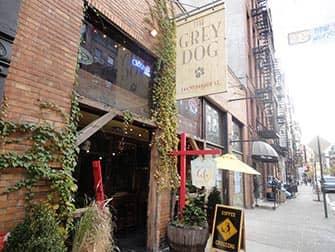 Parhaat kahvilat ja bagelit New Yorkissa - Grey Dog New Yorkissa