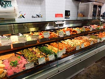 Lounas New Yorkissa - Whole Foods