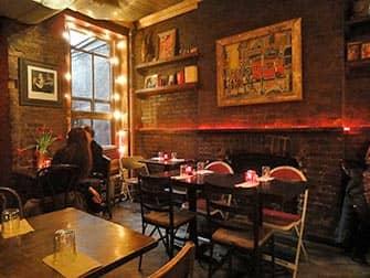 Parhaat kahvilat ja bagelit New Yorkissa - MUD Bagel Bar