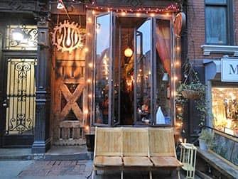 Parhaat kahvilat ja bagelit New Yorkissa - MUD Bagel Bar New Yorkissa