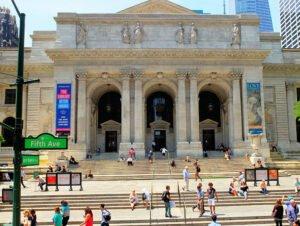 Public Library New Yorkissa
