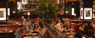 Romanttisia ravintoloita ja baareja New Yorkissa