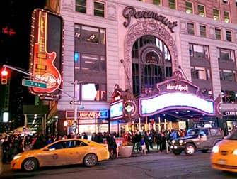 Teemaravintola Hard Rock Cafe New York