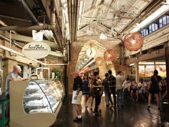 Torit New Yorkissa - Chelsea Market