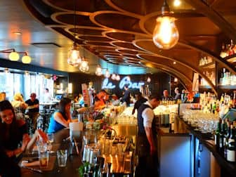 Torit New Yorkissa - Le District Le Bar