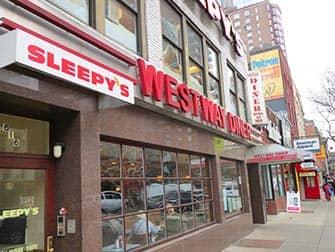 Aamiainen New Yorkissa - Westway Diner