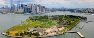 Governors Island New Yorkissa
