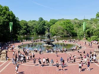 Central Park New Yorkissa - Bethesda Fountain