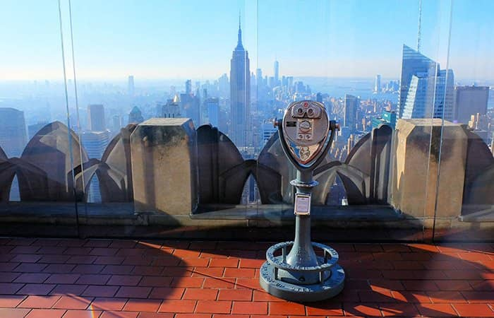 CityPASS ja New York Pass - Top of the Rock