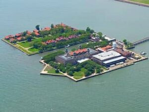 Ellis Island New Yorkissa