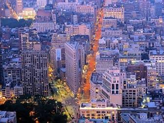 Empire State Building -liput - Flatiron nakyma