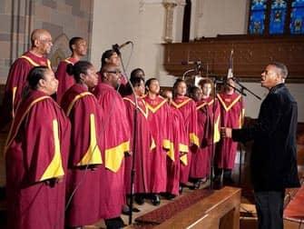 Opastettu gospelkierros New Yorkissa - Gospelkuoro