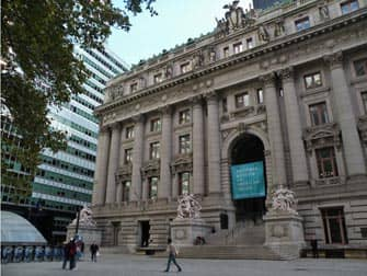 Museum of the American Indian New Yorkissa - rakennus