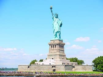 New York CityPASS - Vapaudenpatsas