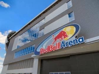 New York Red Bulls -liput - Red Bull Arena