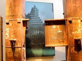 9/11-museo New Yorkissa - nayttely