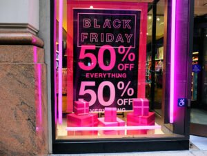 Black Friday New Yorkissa