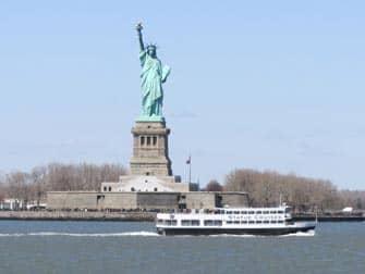 New York Explorer Pass - Vapaudenpatsas-risteily