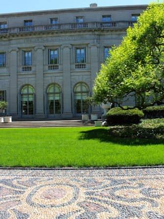 Frick-museo New Yorkissa