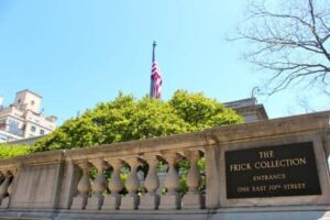 Frick Collection New Yorkissa
