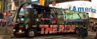 Tarjous - The Ride-bussi