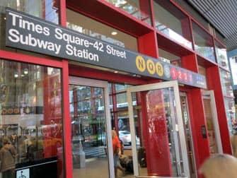 Times Square -metroasema