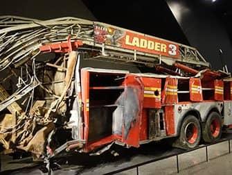 911 Museo New Yorkissa - paloauto