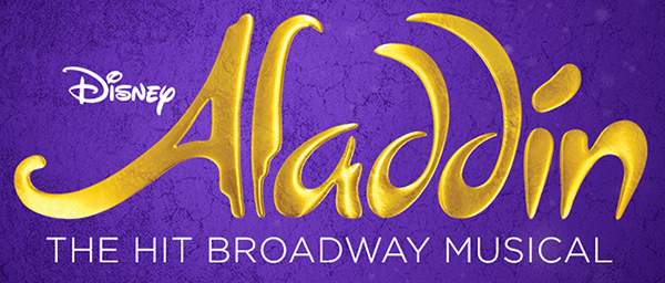 Aladdin Broadway-liput