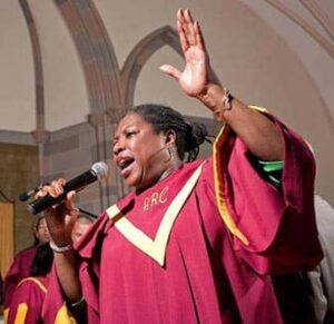 Gospel-kierros New Yorkin Harlemissa