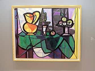 Guggenheim-museo New Yorkissa - Picasso