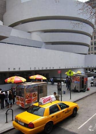 Guggenheim-museo New Yorkissa - edusta