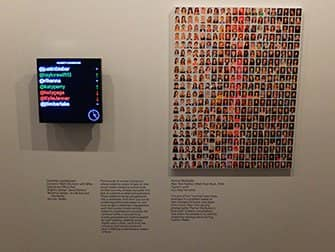 International Center of Photography New Yorkissa - Public Private Secret -nayttely