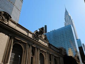 New Yorkin arkkitehtuurikierros