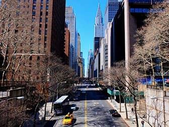 New Yorkin arkkitehtuurikierros - East 42nd Street